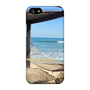 New Arrival Covers Cases With Nice Design For Iphone 5/5s- Listen To The Waves