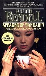 Speaker of Mandarin: An Inspector Wexford Mystery