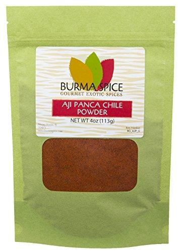 - Aji Panca Chile Powder : Dry Herb Seasoning Kosher (4oz.)
