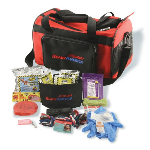 Ready America 77150 Small Dog Evacuation - Pet Kit Survival