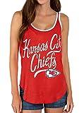 Junk Food NFL Kansas City Chiefs Licorice Red Juniors Tank Top