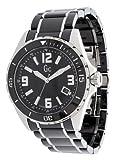 Gc Gents Black Ceramic Bracelet Watch X85008G2S