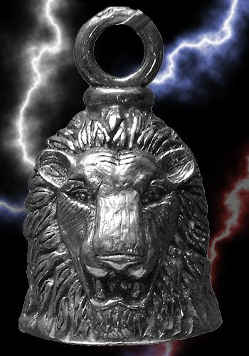 Lion Guardian Bell and hanger