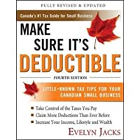Make Sure It's Deductible, Fourth Edition