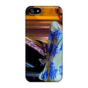 Iphone 5/5s Cover Case - Eco-friendly Packaging(actress Natalie Portman) by Maris's Diary