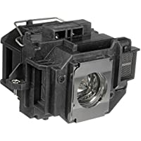 Electrified ELPLP58 V13H010L58 Replacement Lamp with Housing for Epson Projectors