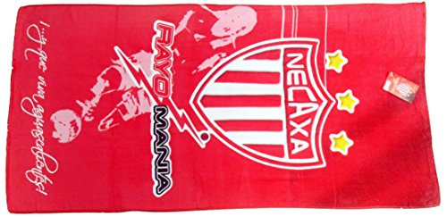 fan products of Colap Rayos de Necaxa Unisex Beach Towel 100% Cotton