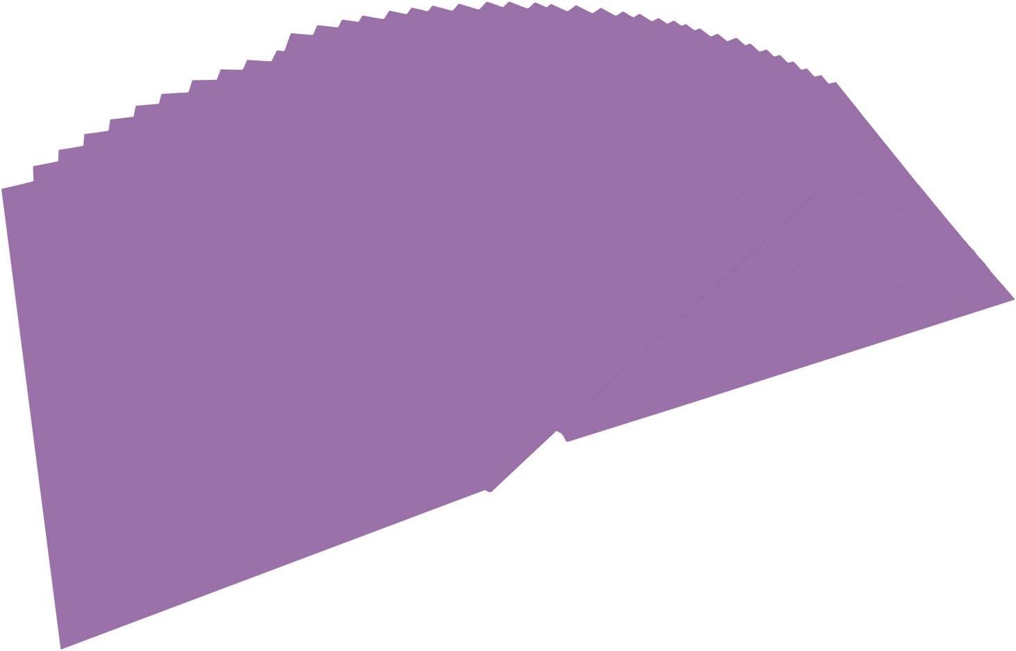 Bringmann - Papel A4 coloreado, 100 hojas, Morado (Lila): Amazon.es: Oficina y papelería
