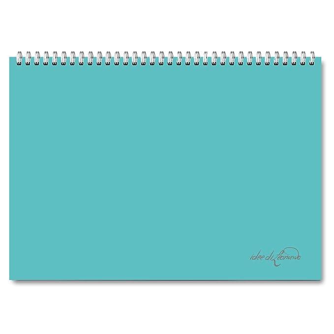 Campus Flat Tiffany - Planificador semanal 30 x 21 - Planificador ...