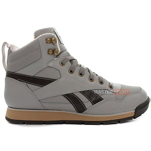 REEBOK homme Chaussures Royal Hiker - Couleur: Gris - Taille: 42,5