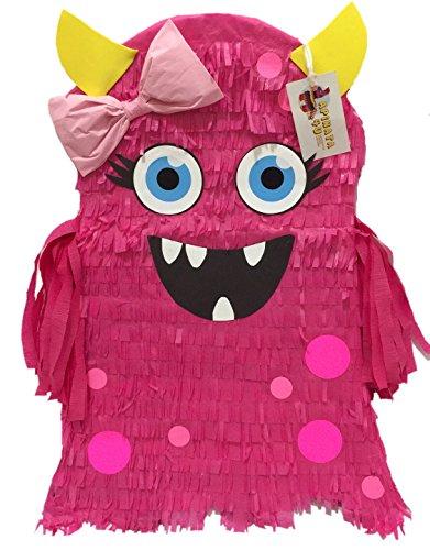 APINATA4U Feya The Pink Monster Pinata Halloween Pinata -