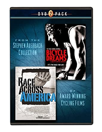 Bicycle Dreams/Race Across America 2-Pack