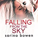 Falling From the Sky: Gravity, Book 2 Audiobook by Sarina Bowen Narrated by Tanya Eby, Aiden Snow
