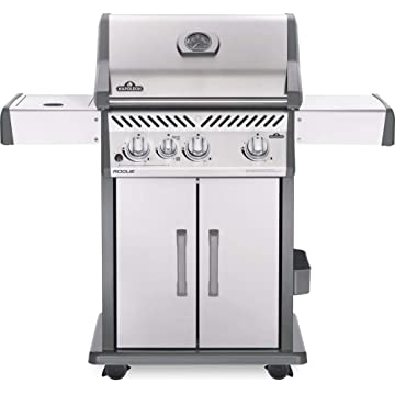 top best Napoleon Grills Rogue 425 Propane Gas Grill