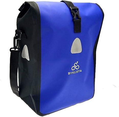 BYKLISTA Bolsa para Bicicleta Premium - Alforja para Bicicleta Impermeable para Transporte: Amazon.es: Deportes y aire libre