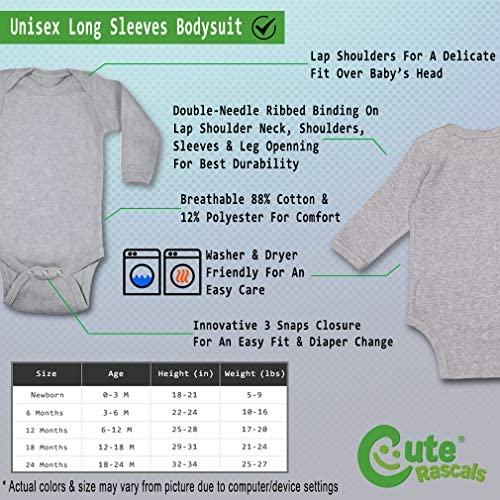 Boy & Girl Baby Bodysuit Long Sleeve 2 Moms are Better Than 1 Baby Clothes