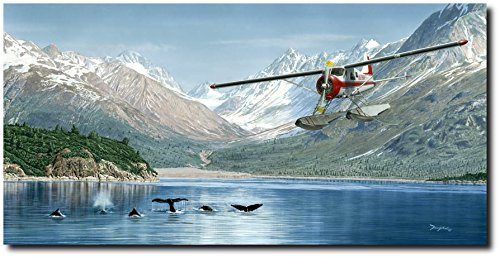 BEAVER TALES by Don Feight - de Havilland DHC-2 Beaver - Aviation Art - Beaver De Havilland