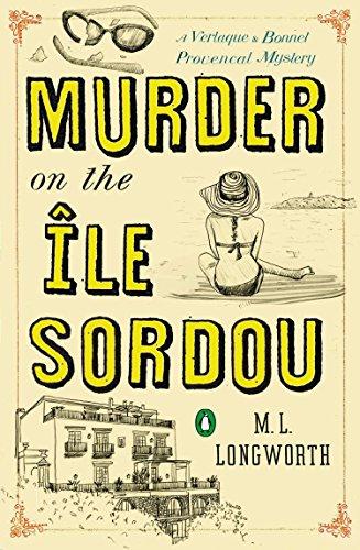 Bordeaux Half Bottle - Murder on the Ile Sordou (A Provençal Mystery)