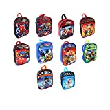 Disney Nickelodeon Marvel 10 inch Mini Backpack