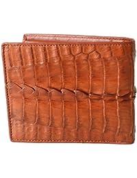 Authentic Crocodile Skin Bifold Leather Basic Facts