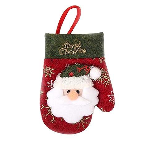 Recoproqfje - Estuche para Cubiertos de Navidad con Guantes ...