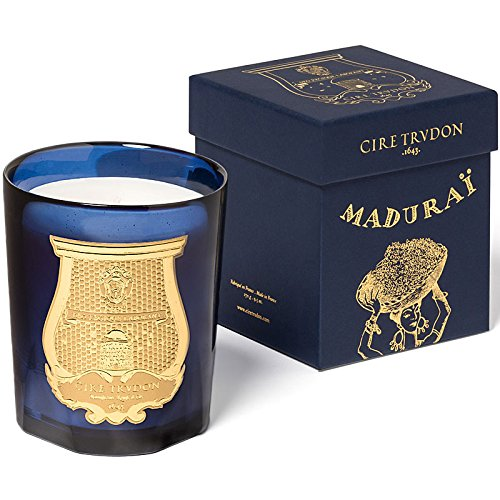 Limited Edition Madurai Candle by Cire Trudon 9.5oz by Cire Trudon