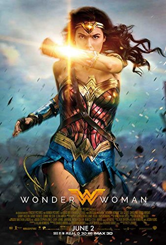 Image result for wonder woman poster
