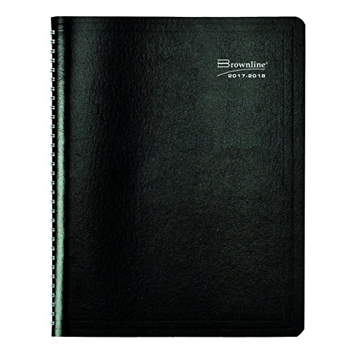 brownline-2017-2018-weekly-monthly-academic-planner-soft-cover-july-2017-july-2018-85-x-11-inches-as