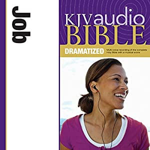 KJV Audio Bible: Job (Dramatized) Audiobook