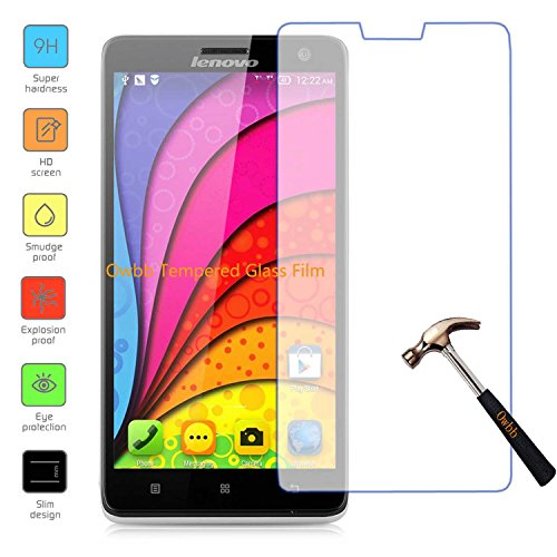 Tempered Glass Screen Protector for Lenovo S856 - 1