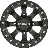 Raceline A71B Mama Beadlock ATV/UTV 14x7 4x156 6+1 Black Wheel Rim
