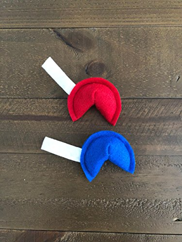 Red White and Blue Catnip Cat Toys - 2 Pack by Furball Fanatic