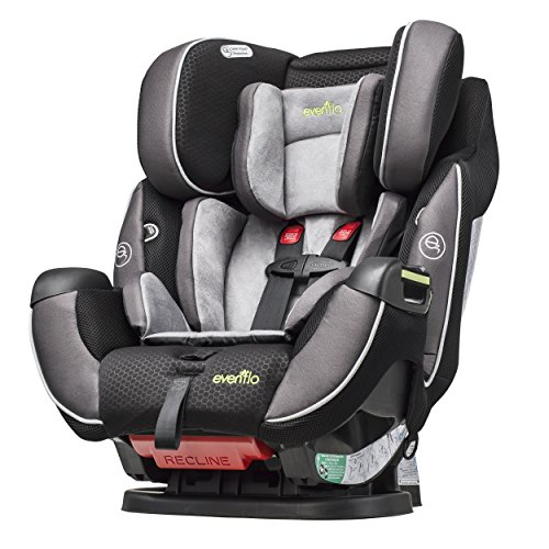 is the evenflo symphony dlx car seat a great choice for car seat dummies. Black Bedroom Furniture Sets. Home Design Ideas
