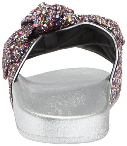Kate Spade New York Womens Shellie Lysbilde Sandal Multi Glitter