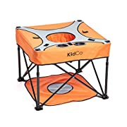 KidCo GoPod Portable Baby Activity Station, Tangerine