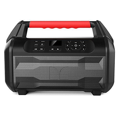Monster ROAM Portable Waterproof (Blk Usb Fm Radio)