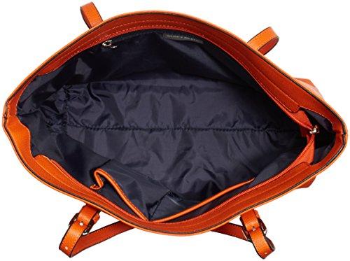 GERRY WEBER Rainbow Shopper 4080003572 Damen Shopper Orange (Orange 200) oQRzEu1MPf
