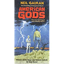 American gods: The tenth. Anniversary edition