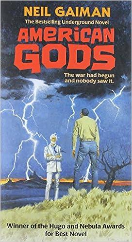 Amazon Com American Gods The Tenth Anniversary Edition A Novel