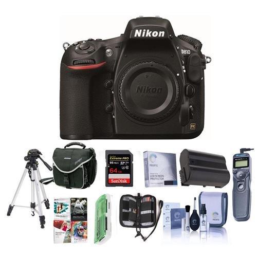 Review Nikon 810 Digital SLR