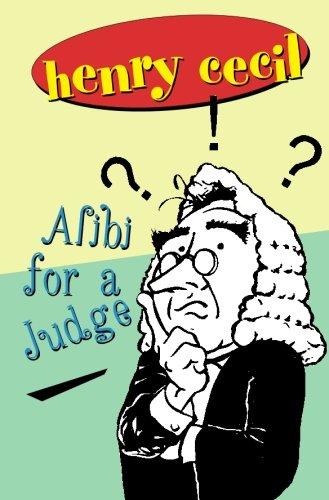 Alibi For A Judge PDF
