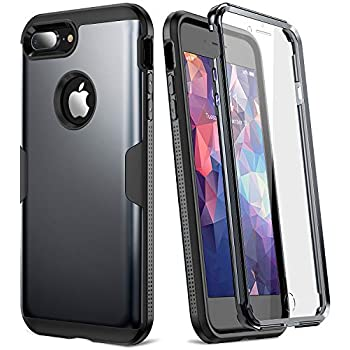 Amazon.com: iPhone 7 Plus Waterproof Case,iPhone 8 Plus ...