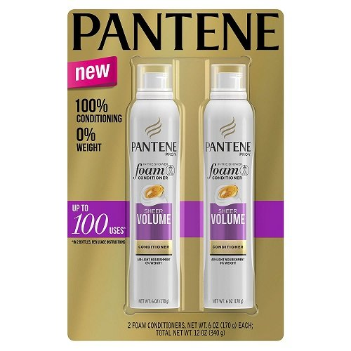 pantene pro v conditioner volume - 4