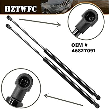 HZTWFC 2 Pcs Rear Tailgate Boot Support Gas Struts OEM # 51248402405 BMW X5 E53 2000-2006