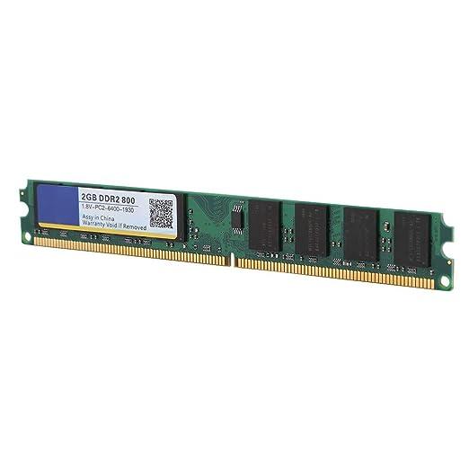 1.8V Memoria Ram DDR2 2GB 800 MHz para Intel/AMD, 240pin PC2 ...