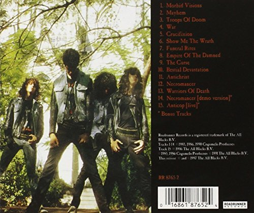 Morbid Visions/Bestial Devastation