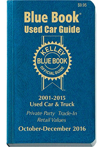 Kelley Blue Book Consumer Guide Used Car Edition: Consumer Edition (Kelley Blue Book Used Car Guide Consumer Edition) -  Paperback