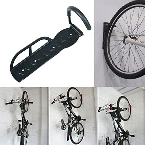 lvedu bicicleta estante montado en la pared accesorio de gancho de ...