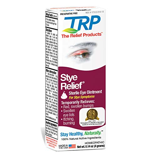 (The Relief Products Stye Relief Ointment, 0.14 Fluid Ounce )