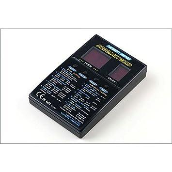 HobbyWing #QUICRUN-PC QuicRun Tarjeta de Programa #86020010